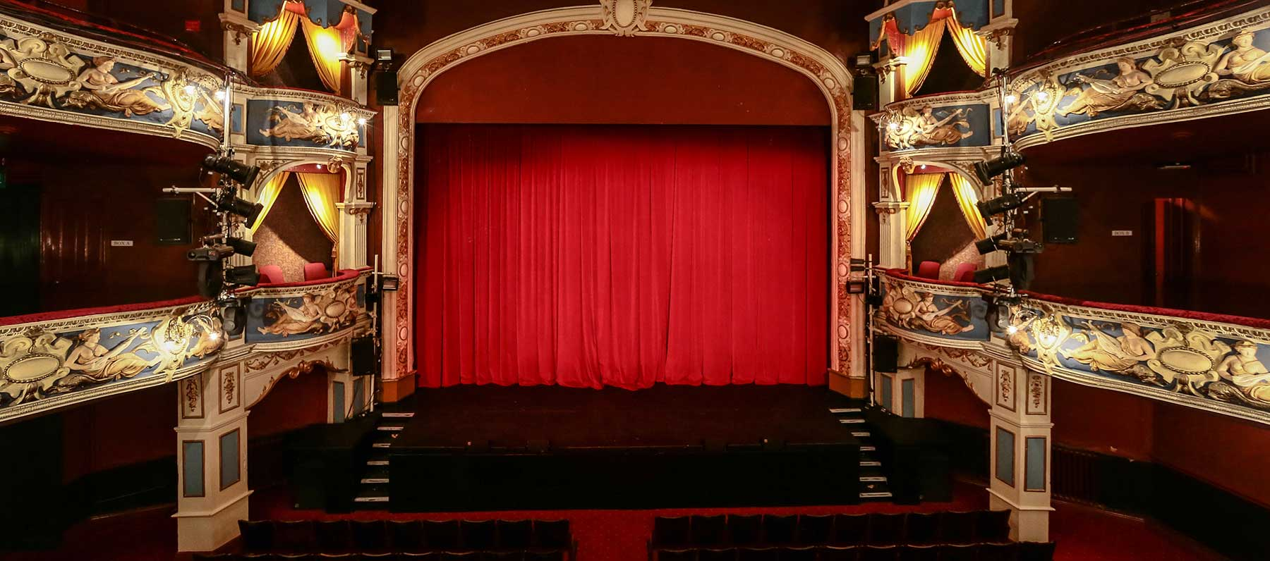 Hosting Your Next Conference at the Crewe Lyceum